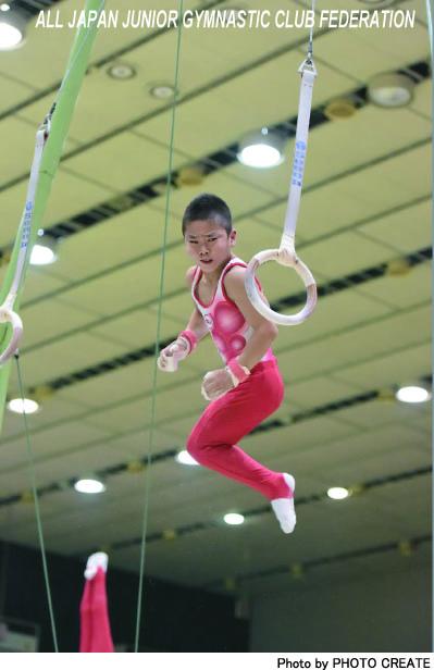 全日本ジュニア体操クラブ連盟[...